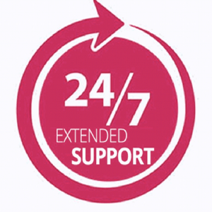 24x7 Extended support